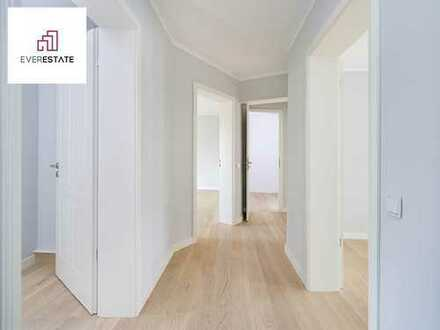 Provisionsfrei und Frisch Renoviert: Attraktive 3-Zimmer-Wohnung mit Balkon