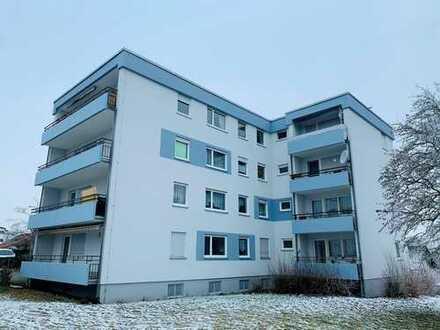 Für Kapitalanleger und Eigennutzer, helle 2 Zimmer Wohnung in Ochsenhausen