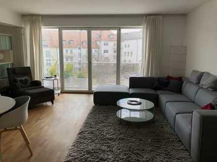 Ansprechende 3-Zimmer-Wohnung mit Balkon und EBK in Weiden