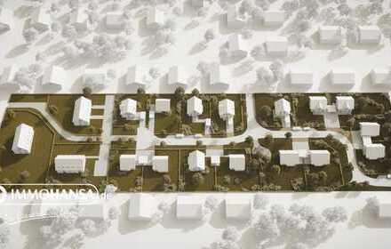 LETZTES GRUNDSTÜCK++ WOHNPARK KIRCHWEG WEST ++ Das neue Baugebiet in Adendorf ++