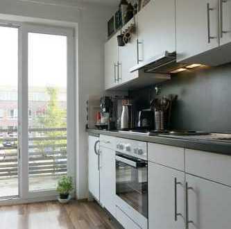 Uninah - attraktives 2 Zimmer-Appartement mit großem Balkon