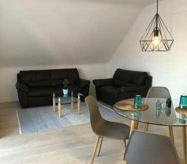 Erstbezug nach Renovierung - Frisch möblierte 1 Zimmer Wohnung in Stuttgart