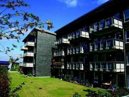 BGN - Großzügige 3-Zimmerwohnung in Seniorenwohnanlage mit Aufzug und Balkon