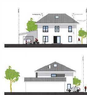 Wunderschönes Einfamilienhaus in Neubaugebiet bei Grünstadt - barrierefrei