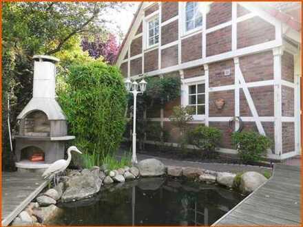 Zweifamilien-Fachwerkhaus in beliebter Lage in Geestland
