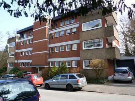 Wuppertal-Elberfeld, 3,5 Zimmer Wohnung