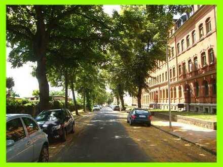 **Wohnung mit XL-Balkon (Hochparterre) in ruhiger, grüner Wohnlage**