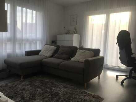 Neuwertige Wohlfühl 2-Zimmer-Wohnung mit Terrasse in Steinmauern