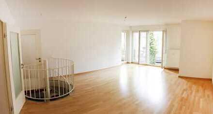 Maisonett Wohnung mit Terrasse im schönen Waidmannslust
