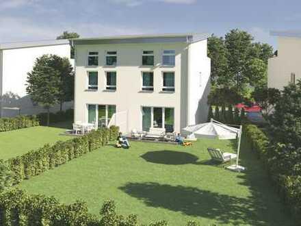 """POVISIONSFREI für den Käufer. Neubaugebiet """"Bieberpark"""": Besichtigung im Musterhaus möglich."""