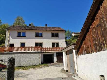 Einfamilienhaus in idyllischer Lage von Pottenstein - Leben wo andere Urlaub machen