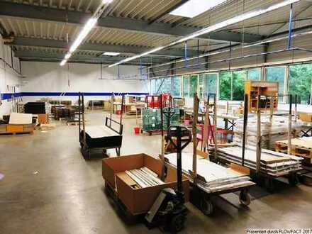 Lager / Produktionsflächen im Gewerbepark Ludwig in Mering