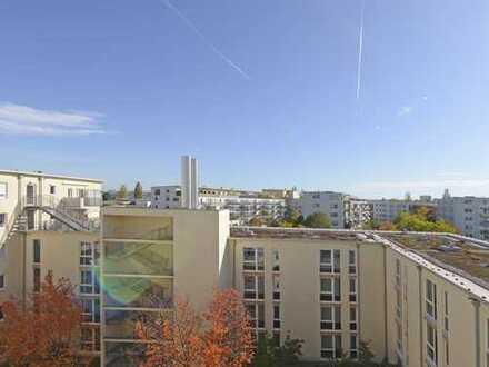 oberste Etage (5.OG) Kapitalanlage - sonnige, 3-Zi.-barrierefreie-Wohnung im Betreuten Wohnen
