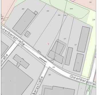 """Erstbezug: Hallenflächen im stark frequentierten Gewerbegebiet """"Gutenbergstraße"""""""