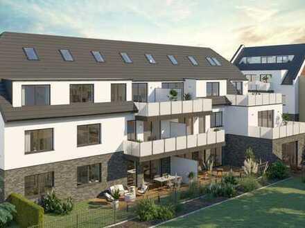 ** Neubauwohnung mit Balkon und Dachloggia | 4,5 Zimmer **