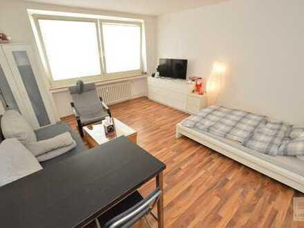 1a Kapitalanlage: Helles Apartment mit Bad im Zooviertel