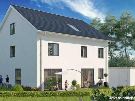Neubau Maisonette-Wohnung! Haus im Haus – Wohnen wie im Reihenhaus (nach WEG)!