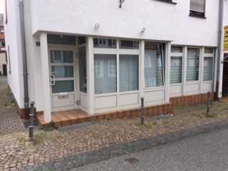 Exklusive, neuwertige 1-Zimmer-Erdgeschosswohnung mit Einbauküche in Alsfeld