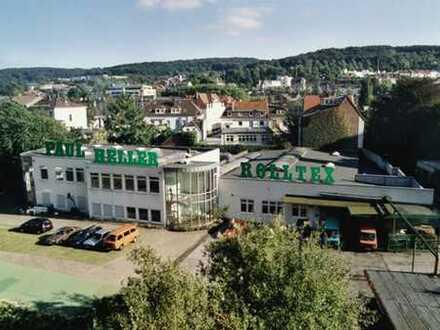 Attraktive Firmenrepräsentanz in Toplage von Wuppertal, TEILBAR