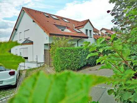 1 Zimmer-Appartement im Grünen: Ruhig - Nähe S-Bahn - sofort beziehbar.