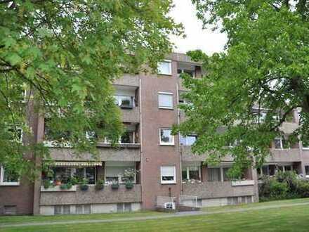 Schicke, modernisierte Eigentumswohnung mit guter Aufteilung