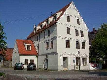 Denkmalgeschützte Eigentumswohnung in Brenz
