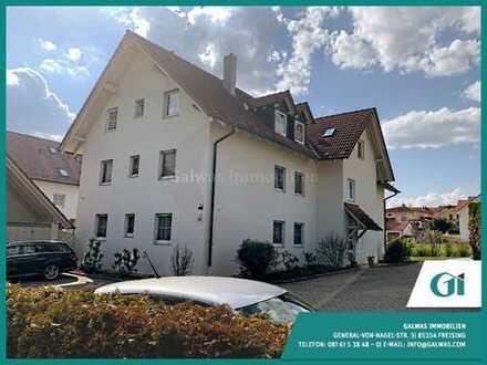 GI** Hohenthann - 3-Zi.-Wohnung in ruhiger Lage umgeben von Natur