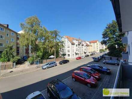 Tolle 3-Zimmer Wohnung in Nürnberg St. Johannis mit Balkon und Stellplatz