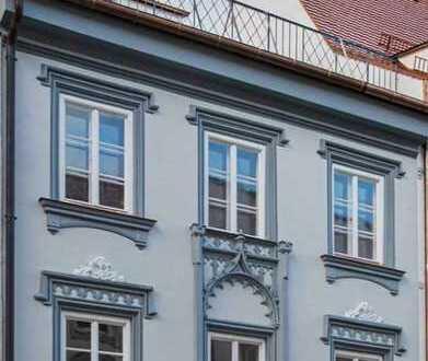 Wohnung mit Charme in der Altstadt Freising - in aufwendig saniertem Einzeldenkmal!