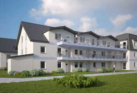 Lifestyle 3-Zimmer-Wohnung - mit Dachboden