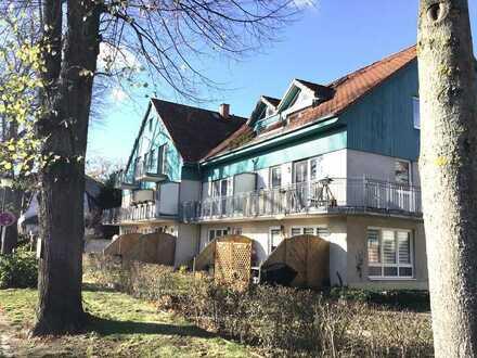 Wunderschöne 1-Raumwohnung mit Balkon-*Besichtigung 0152/ 34349076