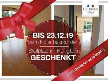 Weihnachten gibt's GESCHENKE Große Loft-Eigentumswohnung im Herzen von Halle!!!!!!