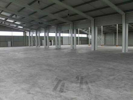 Neubau Produktions-/Lagerfläche zu vermieten!