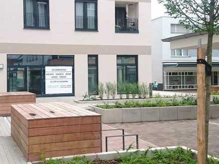 Neubau - Erstbezug! Ideal angebunden, modern ausgestattet, provisionsfrei: moderne Fläche im EG