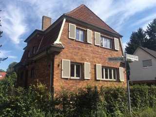 Saniertes Einfamilienhaus in Niederschönhausen