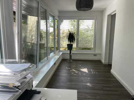 Sonnige Erdgeschosswohnung mit Garten und großer Terrasse an der Sonnhalde ab 1.9.2021 zu vermieten
