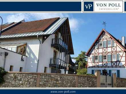Modernes Wohnambiente mit historischem Flair im Herzen von Westhofen!