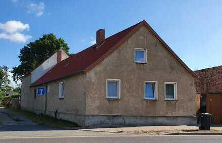 Sanierungsbedürftiges Haus in Vehlitz zu verkaufen