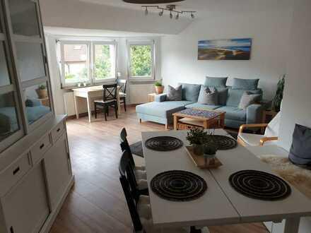 Helle 4-Zimmer Wohnung in absolut ruhiger Feldrandlage mit schönem Blick