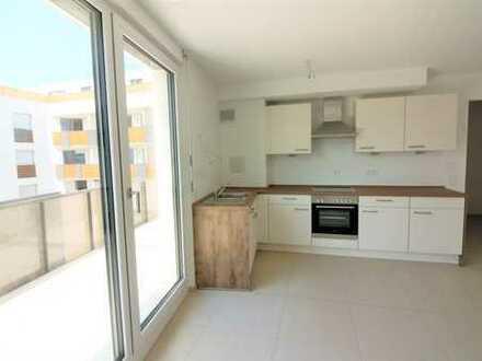 SINGLE Wohntraum in Isarnähe - Helle, charmante 2-Zimmer-Wohnung mit großem Terrassenbalkon