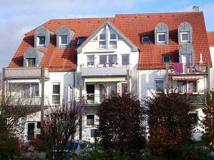 Schöne 2 Zimmer Wohnung mit großem Balkon in Illerkirchberg
