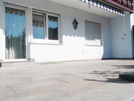 Kinder herzlich willkommen! Nürnberg-Fischbach: 3-4 Zimmer-Terrassen-Gartenwohnung, ruhig und grün