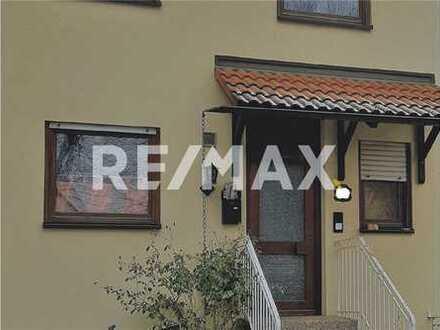 RE/MAX - Vermietet !Reihenmittelhaus in schöner Lage - Terrasse und Garten - Baden-Baden / Hauenebe