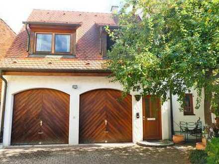 Zur Anlage, gemütliche Dachgeschosswohnung in Erligheim!