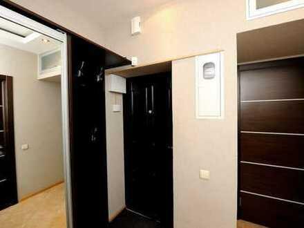 modernisierte 3-Zimmer-Wohnung mit Balkon und EBK in Frankfurt am Main