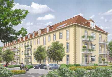 """Köln Junkersdorf, Denkmalobjekt """"Maison 3"""" 4-Zimmer-Wohnung"""