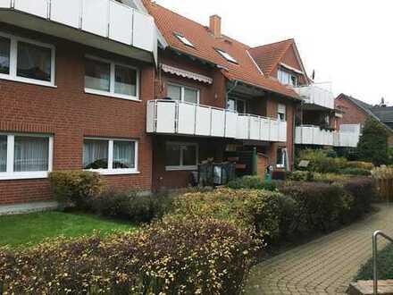 Letter + Moderne 2-Zi. Wohnung mit Einbauküche u. Balkon +