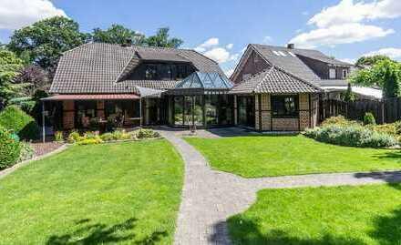 Erstklassiges Einfamilienhaus plus Einliegerwohnung mit fantastischen Details in Coesfeld