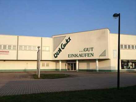 Einkaufszentrum in Dessau-Roßlau zu verkaufen!