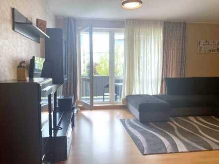 Möblierte 2-Zimmer-Wohnung in Potsdam-Fahrland